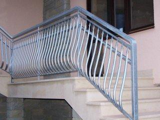 Barierka    balkonowa     &    Barierka    na    schody